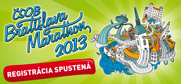 Bratislava Marathon 2013